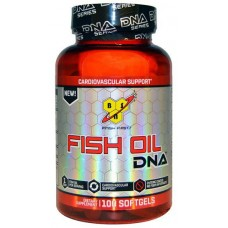 FISH OIL DNA BSN 100 cap. | Омега 3