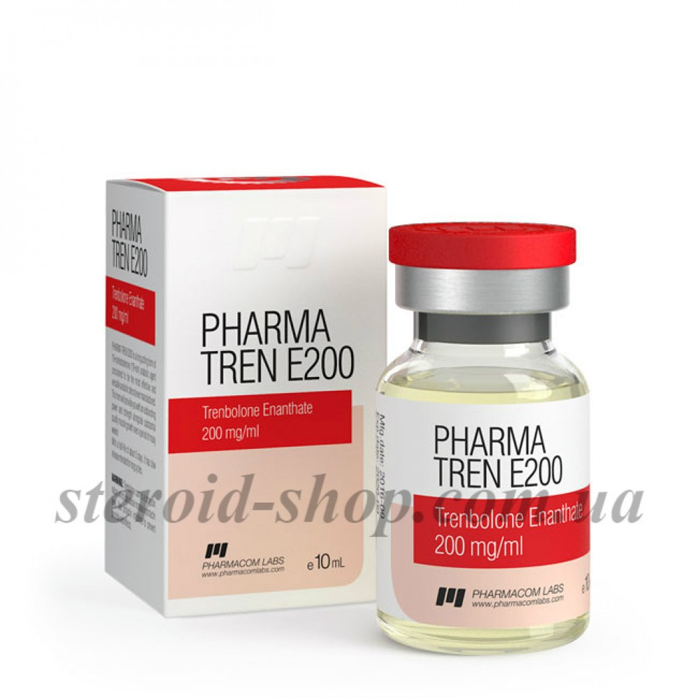 Тренболон Энантат 200 Pharmacom Labs 10 ml | Pharmatren E200