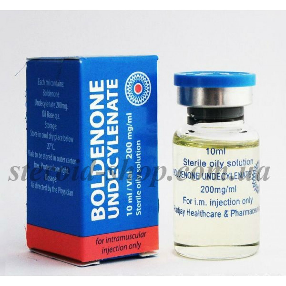 Болденон Radjay 10 ml | Boldenone Undecylenate