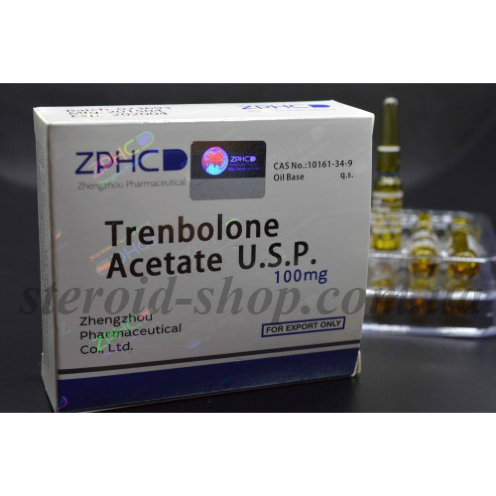 Тренболон Ацетат ZPHC 10 ml | Trenbolone Acetate