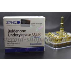 Болденон  ZPHC 10 ml | Boldenone Undecylenate